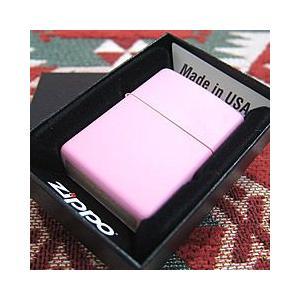 ZIPPO(ジッポー)238 Pink Matte/ピンク マット つや消し FULL SIZE ZIPPO LIGHTER/ジッポライター【あすつく】 goody-online