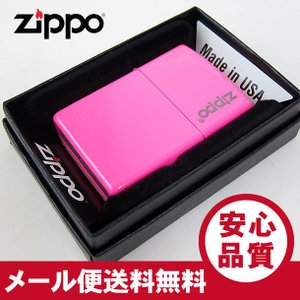 ZIPPO(ジッポー) 28886ZL NEON PINK/ネオンピンク FULL SIZE ZIPPO LIGHTER/ジッポライター 【あすつく】 goody-online