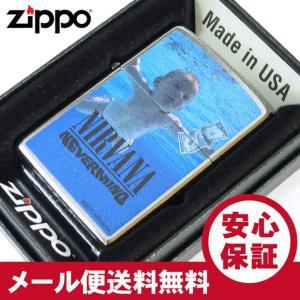 ZIPPO(ジッポー) 29713 Nirvana Nevermind/ニルバーナ ネバーマインド ストリートクローム FULL SIZE ZIPPO LIGHTER/ジッポライター 【あすつく】|goody-online