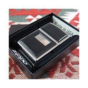 ZIPPO(ジッポー)355 Ultralite Black/ウルトラライトブラック ハイポリッシュ/光沢 FULL SIZE ZIPPO LIGHTER/ジッポライター 【あすつく】|goody-online