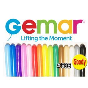Gemar 260G バルーンアート  プロミックス(150本入り:15色 各10本)