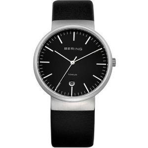 送料無料 デンマーク北欧デザイン 時計BERINGベーリング クラシック11036-402