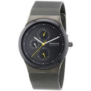 送料無料 デンマーク北欧デザイン時計BERINGベーリング カレンダーClassic 32139-222