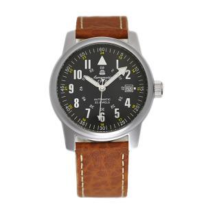 Aeromatic1912 エアロマティック1912 自動巻き(手巻き機能あり) 腕時計 メンズ ケース幅:40mm 品番:A1027B|googoods