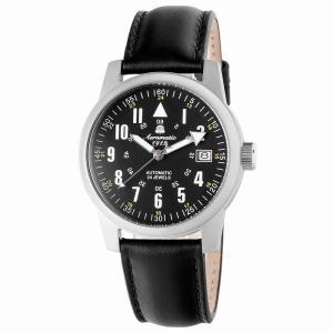 Aeromatic1912 エアロマティック1912 自動巻き(手巻き機能あり) 腕時計 メンズ ケース幅:40mm 品番:A1027X|googoods