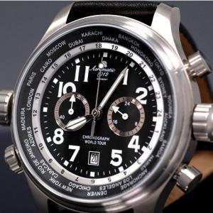 エアロマティック Aeromatic1912 エアロマチック クロノグラフ 正規代理店 腕時計 A1113|googoods