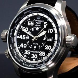 エアロマティック Aeromatic1912 エアロマチック  正規代理店 腕時計 A1200|googoods