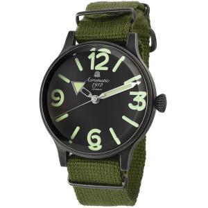 エアロマティック Aeromatic1912 エアロマチック 正規代理店 腕時計 A1252|googoods