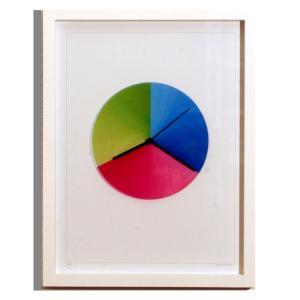 Rainbow Watch レインボーウォッチ Art classic ART-cl-white 掛け時計|googoods