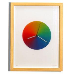 Rainbow Watch レインボーウォッチ Art gamma ART-ga-natur 掛け時計|googoods