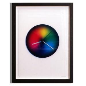 Rainbow Watch レインボーウォッチ Art rules ART-ru-black 掛け時計|googoods