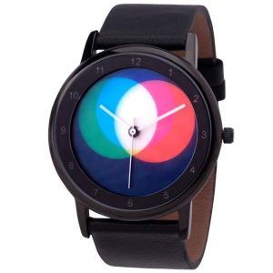 Rainbow Watch レインボーウォッチ Avantgardia RGB AV45BpB-BL-rgb 腕時計|googoods