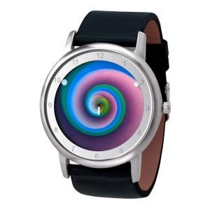 Rainbow Watch レインボーウォッチ Avantgardia vertigo AV45SsM-BL-ve 腕時計|googoods