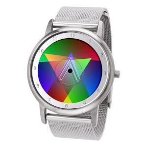 Rainbow Watch レインボーウォッチ Avantgardia Vee AV45SsM-MBS-Vee 腕時計|googoods
