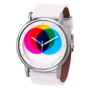 Rainbow Watch レインボーウォッチ Avantgardia cmyk av45ssm-wl-cmyk 腕時計|googoods