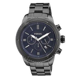 Fossil フォッシル 腕時計 5ATM メンズ ステンレスベルト クロノグラフ BQ1726