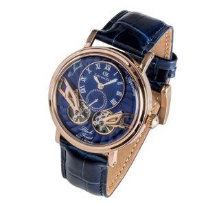 腕時計 メンズ 自動巻 ドイツ製 ドイツ時計 CvZ カール・フォン・ツォイテン CarlvonZeyten CvZ0017RBL|googoods