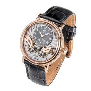 腕時計 メンズ 自動巻 ドイツ製 ドイツ時計 CvZ カール・フォン・ツォイテン CarlvonZeyten CvZ0017RGY|googoods