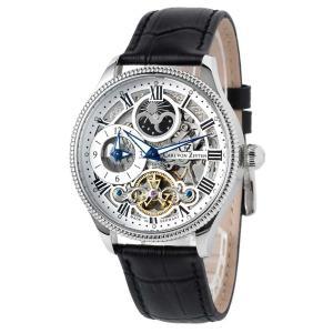 腕時計 メンズ 自動巻 ドイツ製 ドイツ時計 CvZ カール・フォン・ツォイテン CarlvonZeyten CvZ0034WH|googoods