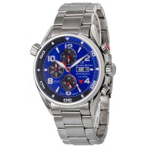 腕時計 メンズ 自動巻 ドイツ製 ドイツ時計 CvZ カール・フォン・ツォイテン CarlvonZeyten CvZ0047BLMB|googoods