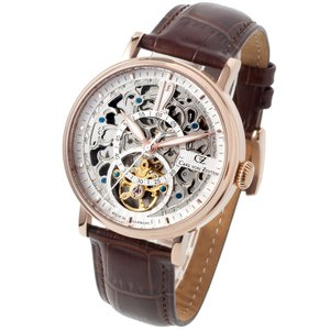 腕時計 メンズ 自動巻 ドイツ製 ドイツ時計 CvZ カール・フォン・ツォイテン CarlvonZeyten CvZ0052RWH|googoods