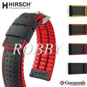 HIRSCH/ROBBY ヒルシュ/ロビー 腕時計交換ベルト...