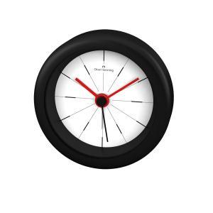 置き時計 目覚まし時計 イギリスデザイン おしゃれ 高級 Oliver Hemming オリバー・ヘミング H58B2W アラーム 誕生日プレゼント 引越し祝い googoods
