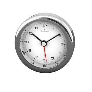 置き時計 目覚まし時計 イギリスデザイン おしゃれ 高級 Oliver Hemming オリバー・ヘミング H58S5W アラーム 誕生日プレゼント 引越し祝い googoods