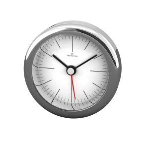 置き時計 目覚まし時計 イギリスデザイン おしゃれ 高級 Oliver Hemming オリバー・ヘミング H58S8W アラーム 誕生日プレゼント 引越し祝い googoods