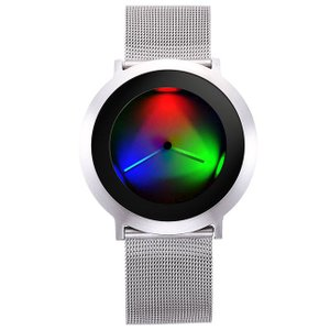 Rainbow Watch レインボーウォッチ Inspiration One BigSecond light I1MSsB-MBS-BS-lg 腕時計 大きい|googoods
