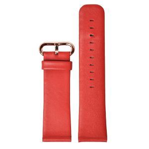 交換用 腕時計ベルト 社外品 レザーベルト メンズ 幅23mm LB041a|googoods