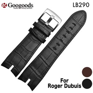 For Roger Dubuisレザーベルト 幅26mm LB290 googoods