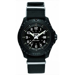 腕時計 メンズ 送料無料 TRASER スイス製 H3 Outdoor Pioneer (アウト ドア パイオニア) NATOストラップ 102902|googoods