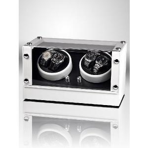 ROTHENSCHILD ローテンシルト ワインディングマシーン ウォッチワインダー 4本巻き ドイツ製 RS-2040-WHI|googoods