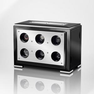 ウォッチワインダー 送料無料 ドイツデザイン ROTHENSCHILD ローテンシルト ワインディングマシーン ワインディングマシン RS-2077-BK|googoods