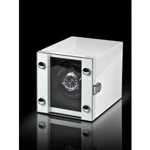 高級腕時計ケース ウォッチワインダー/ワインディングマシーン 4本巻き ROTHENSCHILD ローテンシルト RS-2099-WHI