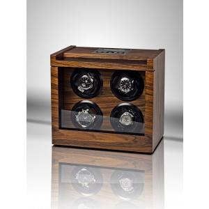 高級腕時計ケース ウォッチワインダー/ワインディングマシーン 4本巻き ROTHENSCHILD ローテンシルト RS-2303-RSW