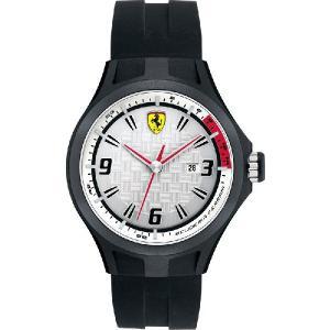 送料無料 Ferrari フェラーリPit Crew Black & Silver SF830001|googoods
