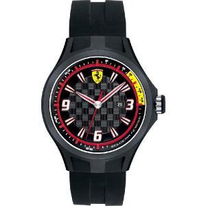 送料無料 Ferrari フェラーリPit Crew Black SF830005|googoods
