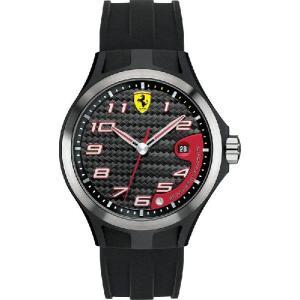 Ferrari フェラーリLap Time Black SF830012|googoods