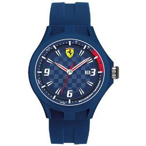 Ferrari フェラーリPit Crew Blue SF830067|googoods