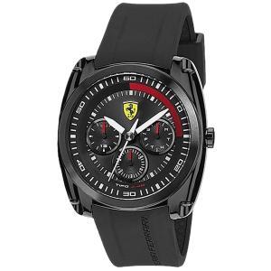 Ferrari フェラーリ 電池式クォーツ 腕時計 メンズ ケース幅:47mm 品番:SF830320|googoods