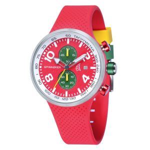 SPINNAKER スピネーカー 電池式クォーツ 腕時計 メンズ ケース幅:48mm 品番:SP-5029-03|googoods