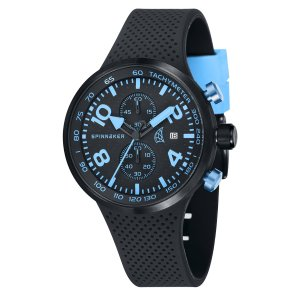 SPINNAKER スピネーカー 電池式クォーツ 腕時計 メンズ ケース幅:48mm 品番:SP-5029-04|googoods