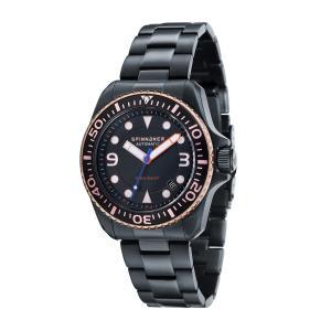 SPINNAKER スピネーカー 自動巻き(手巻き機能あり) 腕時計 メンズ ケース幅:45mm 品番:SP-5040-44|googoods