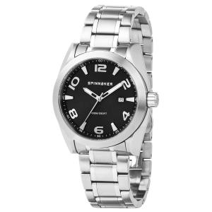 SPINNAKER スピネーカー 電池式クォーツ 腕時計 メンズ ケース幅:42mm 品番:SP-5045-11|googoods