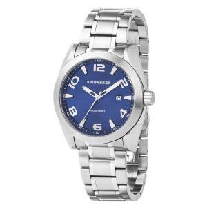 SPINNAKER スピネーカー 電池式クォーツ 腕時計 メンズ ケース幅:42mm 品番:SP-5045-22|googoods