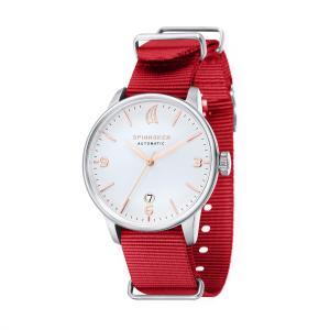 SPINNAKER スピネーカー 自動巻き(手巻き機能あり) 腕時計 メンズ ケース幅:40mm 品番:SP-5047-02|googoods