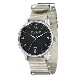 SPINNAKER スピネーカー 自動巻き(手巻き機能あり) 腕時計 メンズ ケース幅:40mm 品番:SP-5047-03|googoods
