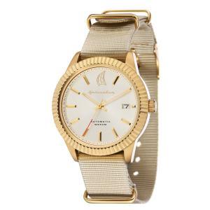 SPINNAKER スピネーカー 自動巻き(手巻き機能あり) 腕時計 メンズ ケース幅:40mm 品番:SP-5048-03|googoods